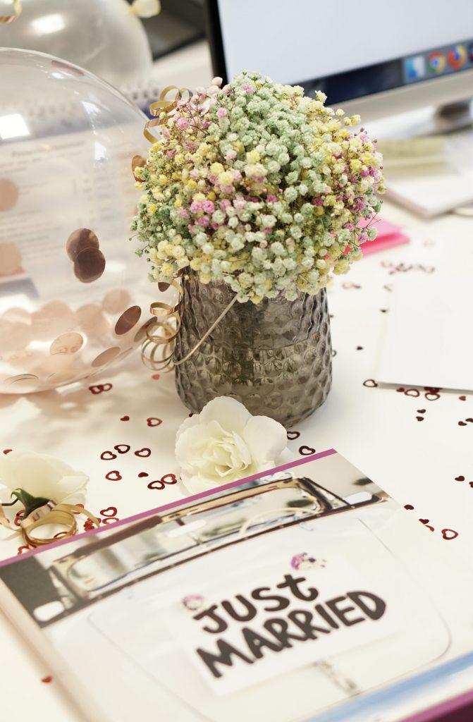 EOM Benefits Hochzeitsueberraschung